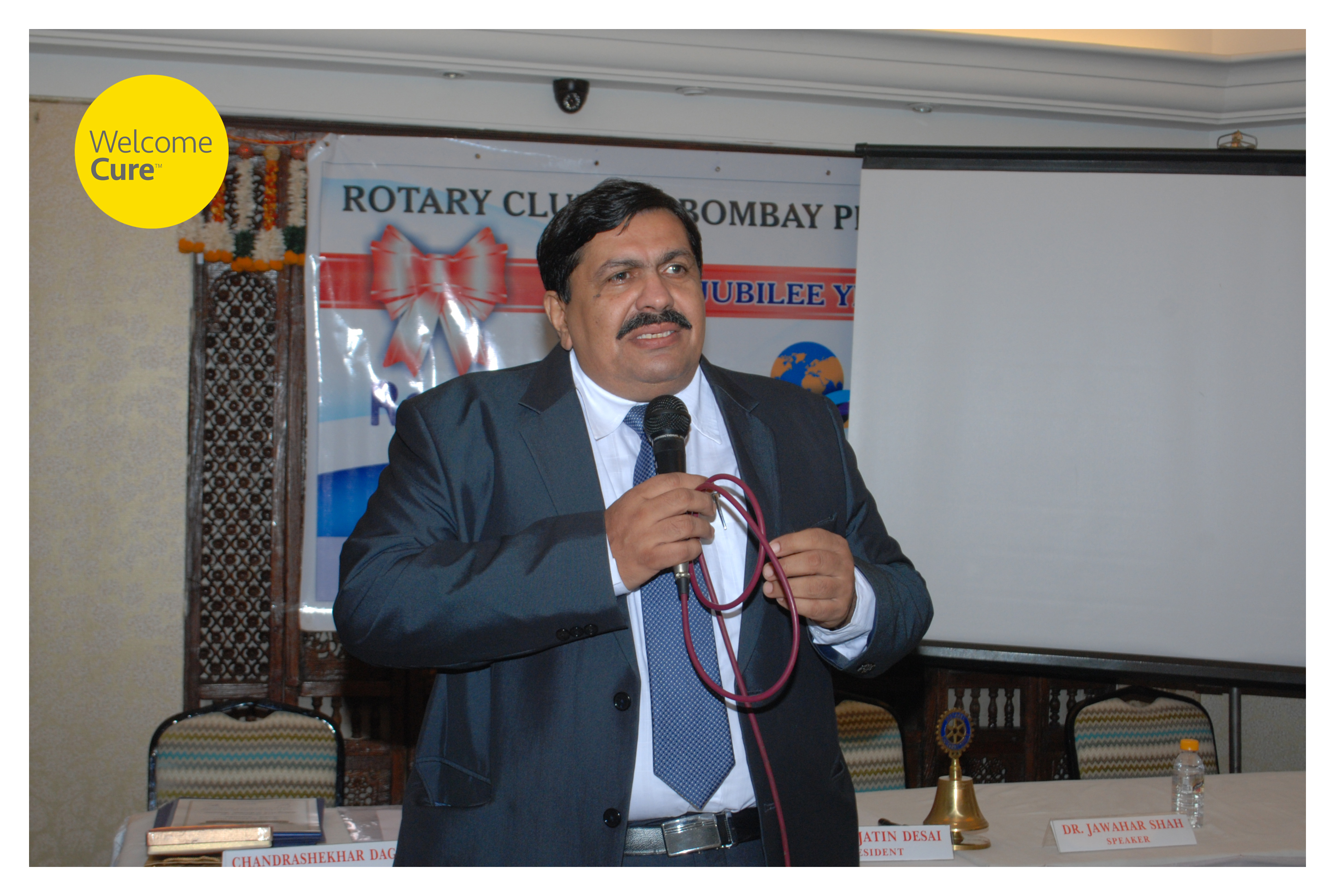 Rotary club event Image1