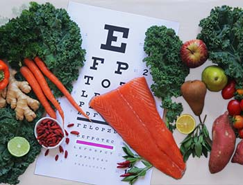 glaucoma diet and nutrition