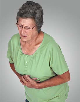 symptoms of peptic ulcer